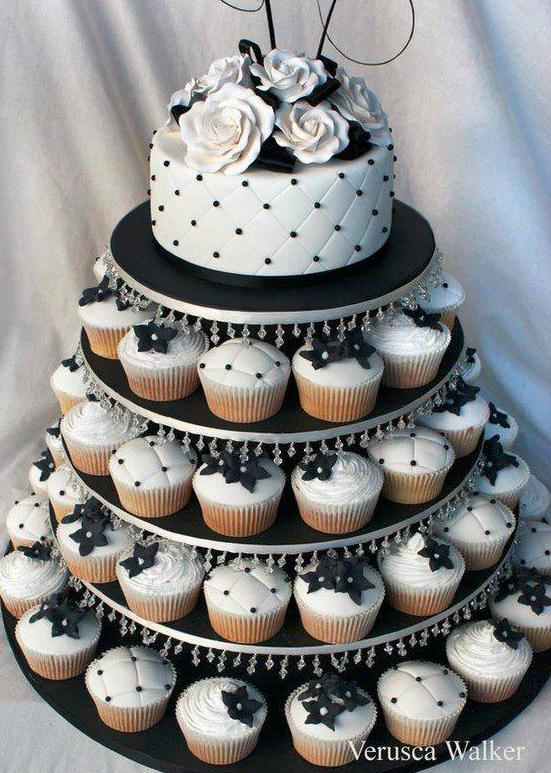 Budget Wedding Cake Budgeted Wedding