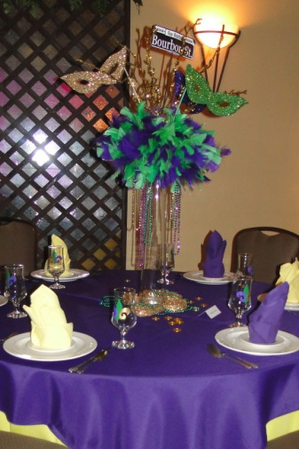 Image result for budget mardi gras wedding